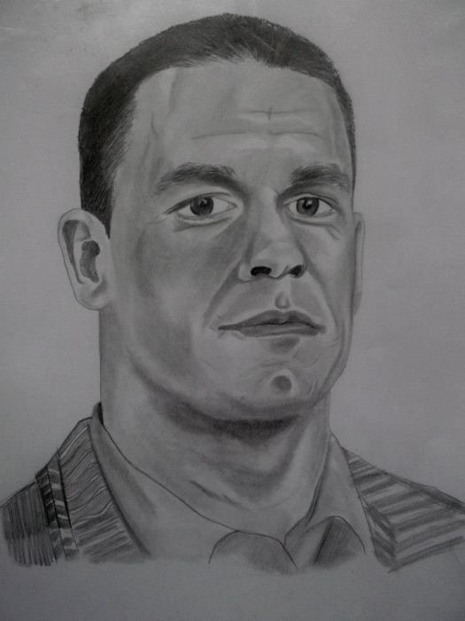 John Cena by wwerosa